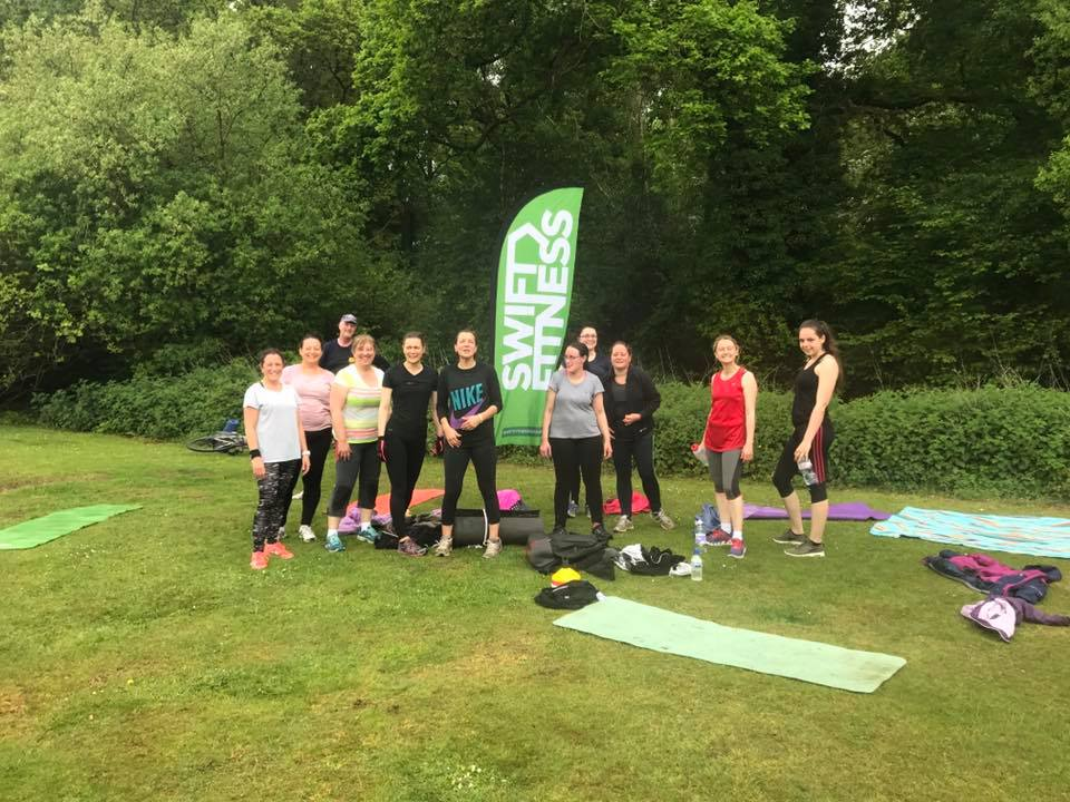 Boot Camps In Hampshire Free 30 Day Trial Swift