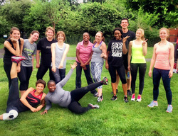 outdoor fitness Chandlers Ford