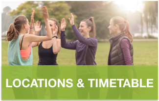 swift fitness sessions, timetable